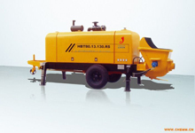 Cement Pump Machine