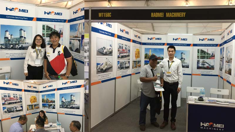 The Philippines Construction Machinery Exhibition O