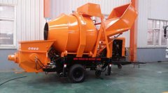 Mini Concrete Pumps