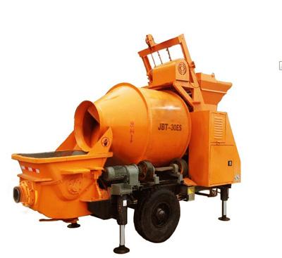 Mini Concrete Pumps