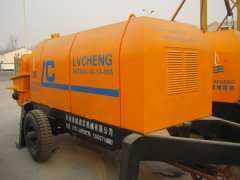 Introduction to concrete pumps for sale