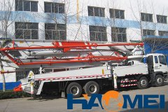 Tips in running a concrete pump truck